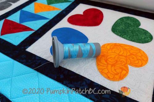 Turquoise Thread