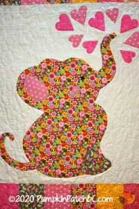 Baby Elephant Detail 2