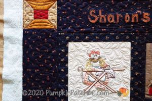 Sharon's Sewing Center Detail 2