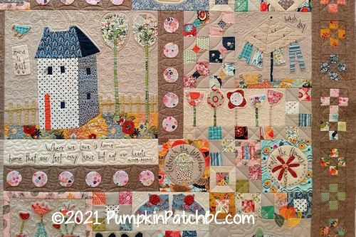 Where We Love Is Home Detail 4