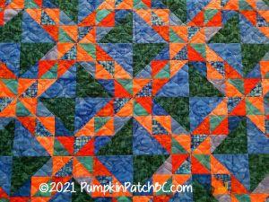 Pinwheel Puzzle Detail 1
