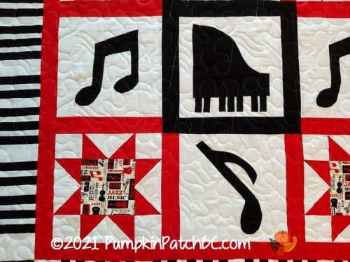 Musical Stars Detail 1
