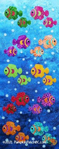 One Fish, Two Fish RA