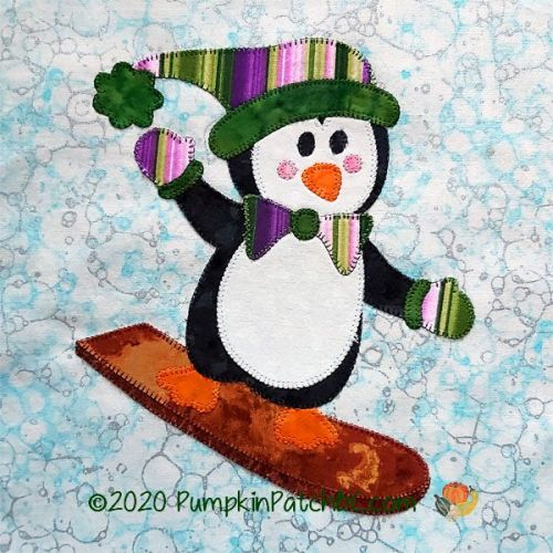 PPP-054-09 Penguin #9