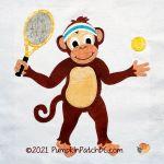 PPP-059-03 Monkey Business Block #4