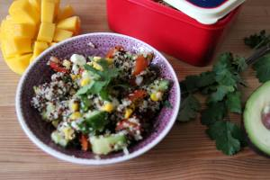 Quinoa Power-Salat