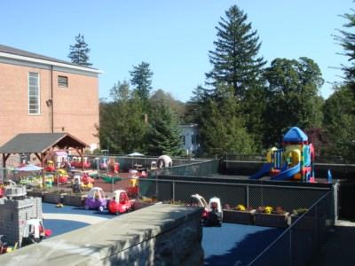 Westport CT Pumpkin Preschool