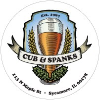 UGG_CUB AND SPANKS COASTER