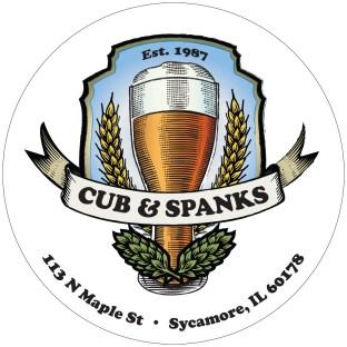 UGG_CUB AND SPANKS COASTER