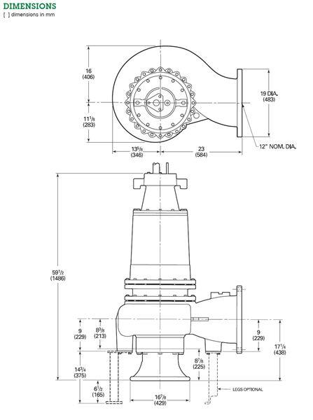 Item # 12VL300M8-53, Standard 12