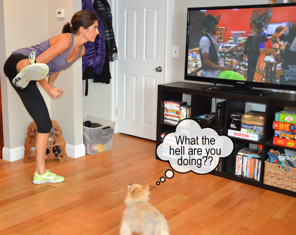 30Minute Interval Workout You Can Do While Watching TV