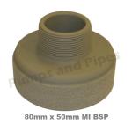 80mm thread x 50mm MIBSP