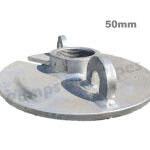 50mm bore cap with lugs