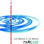 Multitrode 2.0 Metre x 10 Metre