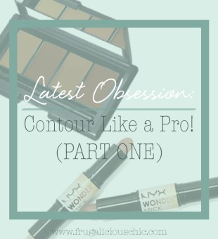 Latest Obsession // Contour Like a Professional Part 1