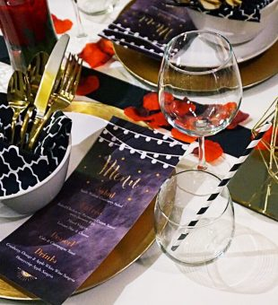 How to Throw a Fabulous Dinner Party!