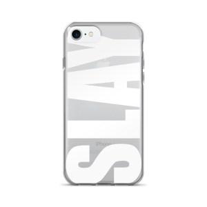 White Slay iPhone 7/7 Plus Case