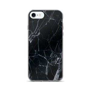 Black Marble iPhone 7/7 Plus Case