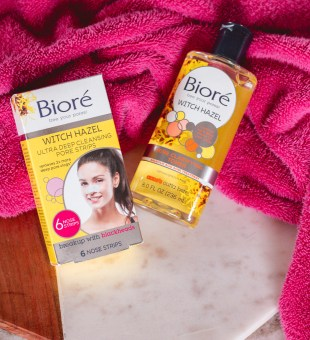 From Dusk to Dawn with Witch Hazel Bioré