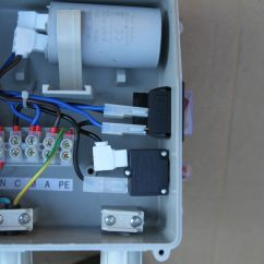 Wiring Diagram For Well Pump Pressure Switch 2002 Toyota Celica Hallmark Industries Control Box