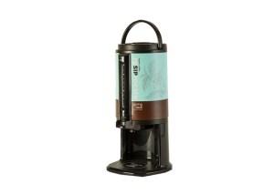 Ice coffee dispenser