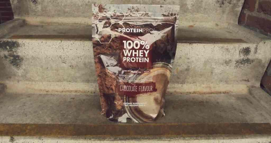 eiwitten review Protein Pro Whey ervaring shake