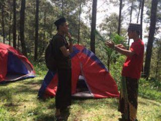 Sensasi Camping pada Bulan Ramadhan di Dlundung Trawas Mojokerto