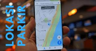 Cara Menyimpan Lokasi Parkir Menggunakan Google Maps