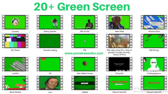 Download Meme Green Screen Pack