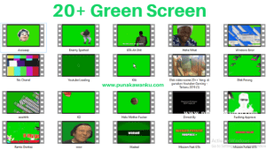 Download Meme Green Screen Pack