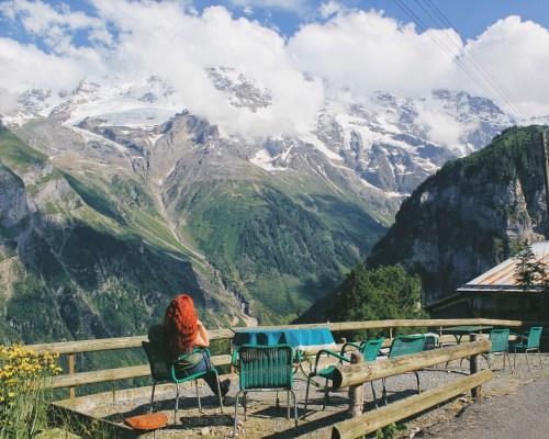 Маршрут по Швейцарии