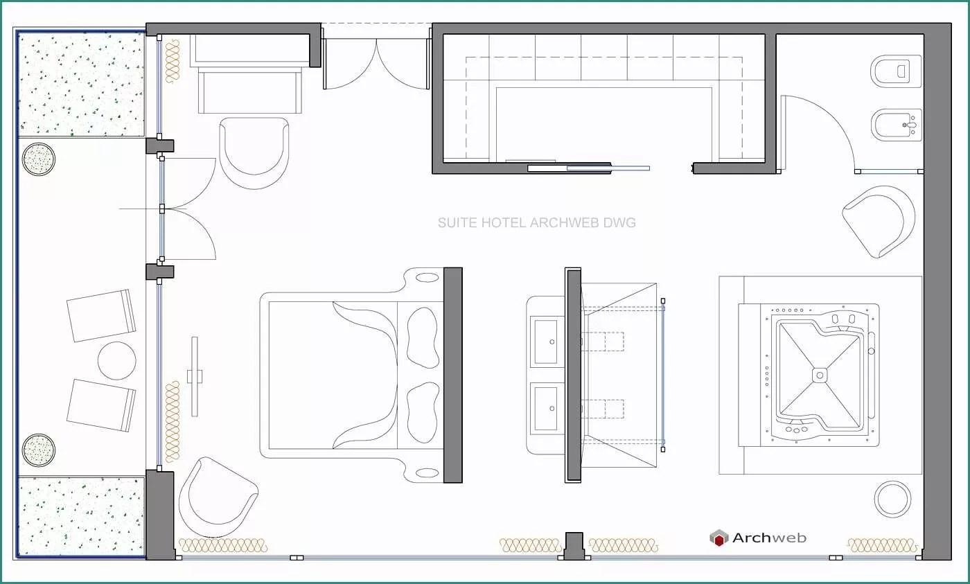 Cucina Blocchi Cad - Idee per la progettazione di decorazioni per la ...