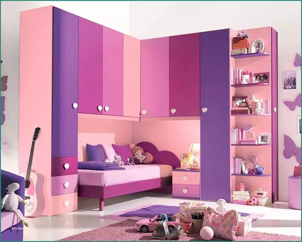 Camerette On Line E Camerette Lilla Per Ragazze Home Design Ideas Home  Punchbuggylife