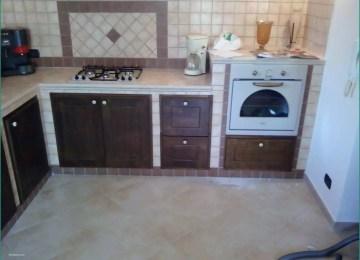 Come Costruire Una Cucina In Muratura Esterna.Realizzare Cucina In Muratura