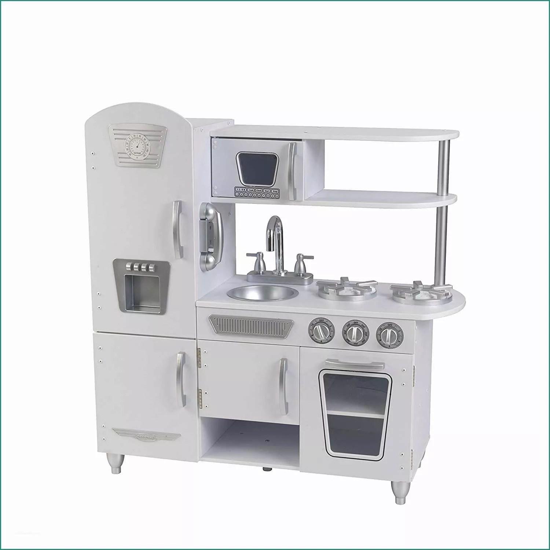 Cucina Legno Bianco E Kidkraft Cucina Giocattolo In Legno