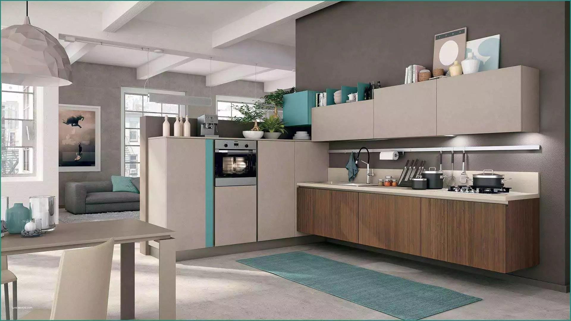 Cucine Moderne Ad Angolo Lube E Cucina Lube Modello