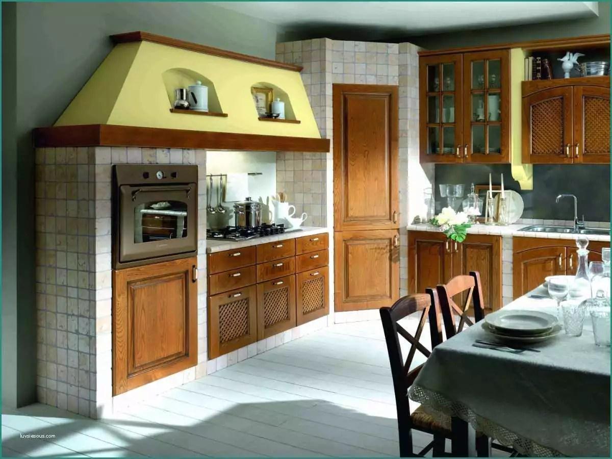 Cucine Rustiche Moderne - Idee di design decorativo per interni ...
