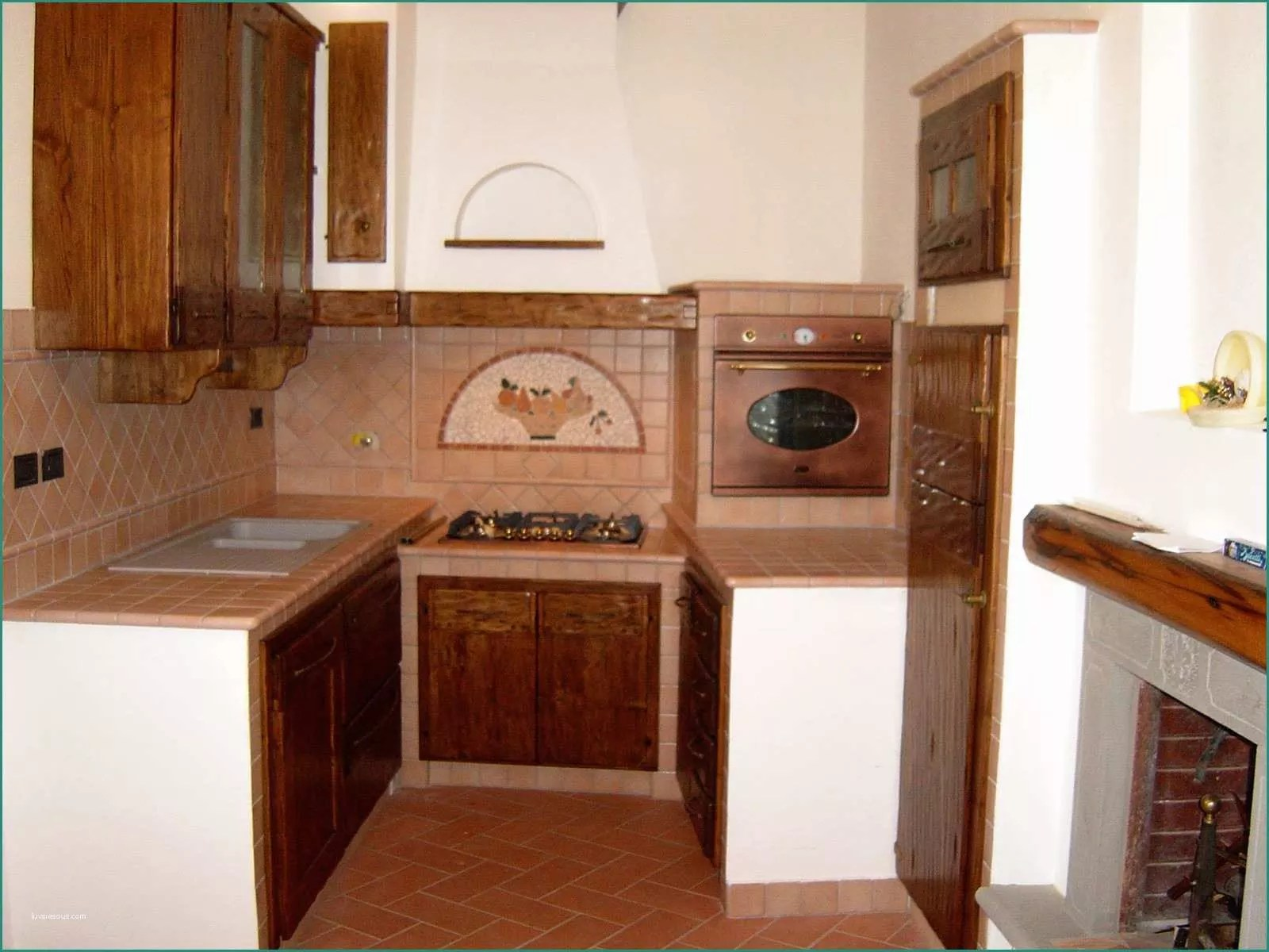 Progettare Una Cucina In Muratura - Idee per la ...