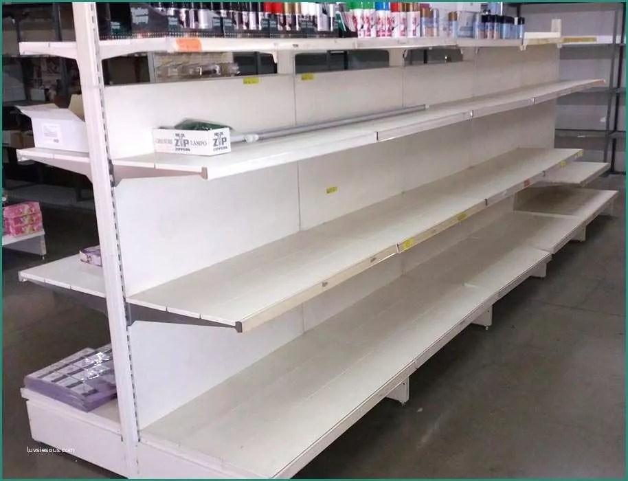 Scaffalature Per Supermercati Usate.Scaffali Usati