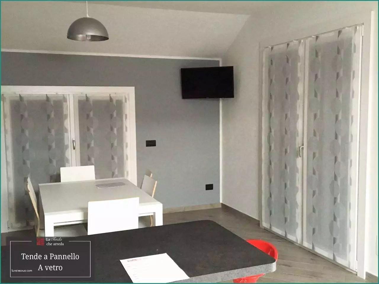 Foto Tende Per Cucine Moderne | Tenda A Pacchetto Da Cucina Homehome ...
