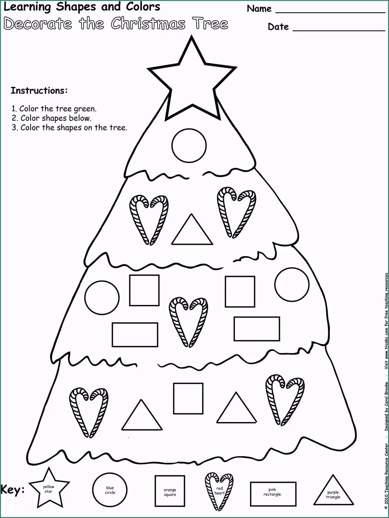 Tratteggio Per Bambini E Schede Natale Scuola Infanzia