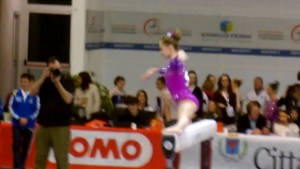 2016 Jesolo Ragan Smith BB 15 100