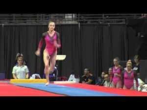 Georgia-Rose Brown (AUS) - Vault - 2016 Pacific Rim Championships Team/AA Final