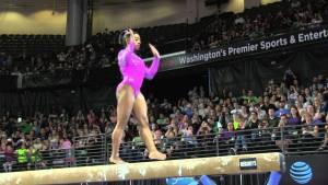 Simone Biles (USA) - Balance Beam - 2016 Pacific Rim Championships Team/AA Final