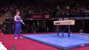 2012 American Cup - Part 1 - Universal Sports Full Broadcast