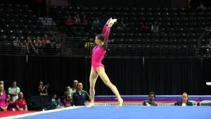 Emma Nedov (AUS) - Floor Exercise - 2016 Pacific Rim Championships Team/AA Final