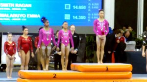 2016 Jesolo EF UB Awards Juniors