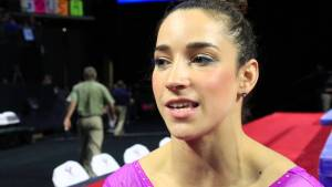 Aly Raisman - Interview - 2016 Pacific Rim Championships Team/AA Final
