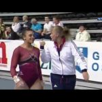 Elissa Downie (GBR) VT EF World Cup Osijek 2016
