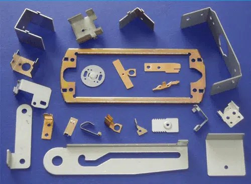 Pneumatic punch processing products Figure 1-2